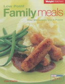 Low Point Family Meals Book