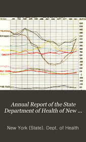 Annual Report of the State Department of Health of New York for the Year Ending December 31 ...: Volume 34