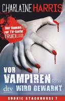 Vor Vampiren wird gewarnt PDF