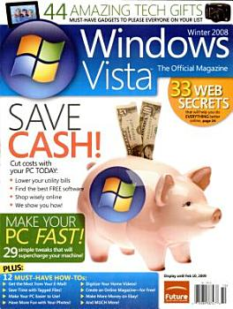 Windows Vista PDF