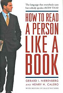 How to Read a Person Like a Book Book