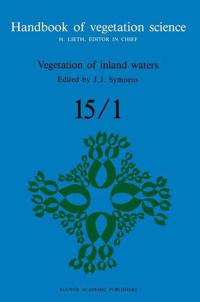 Download Vegetation of inland waters Book
