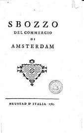 Sbozzo del commercio di Amsterdam