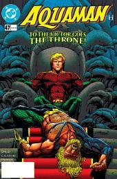Aquaman (1994-) #47