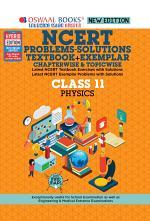 Oswaal NCERT Textbook+Exemplar Class 11, Physics (For 2022 Exam)