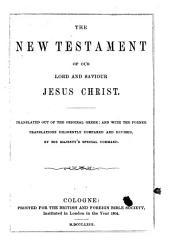 Novum Testamentum Graece The New Testament Etc Gr Eng Book PDF