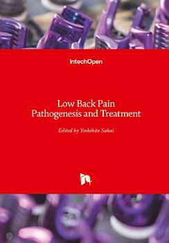 Low Back Pain Pathogenesis and Treatment PDF