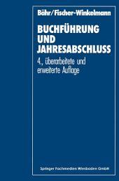 Buchführung und Jahresabschluß: Ausgabe 4