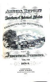 Report: Volume 7, Parts 1878-1879