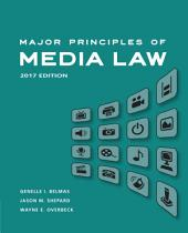 Major Principles of Media Law, 2017