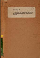 Beiträge zur Kenntniss der Diluvial-Ablagerungen des Hirschberger Thales