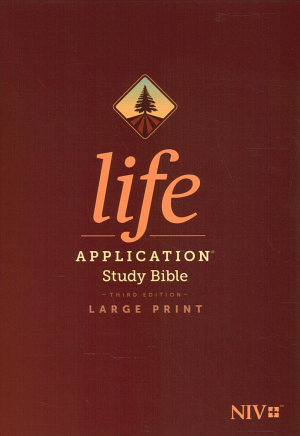 NIV Life Application Study Bible  Third Edition  Large Print  Red Letter  Hardcover  Indexed  PDF