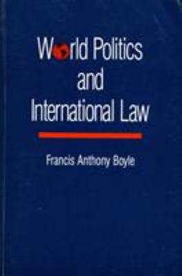 World Politics and International Law PDF
