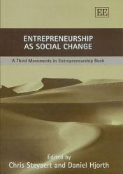 Entrepreneurship As Social Change Book PDF