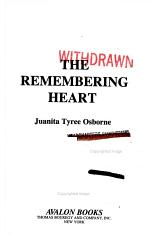 The Remembering Heart