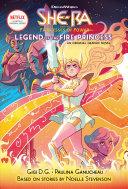 Legend Of The Fire Princess She Ra Graphic Novel 1  Book PDF