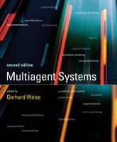 Multiagent Systems PDF