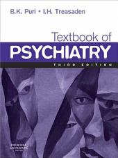 Textbook of Psychiatry E-Book: Edition 3