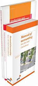 Manual of Accounting New UK GAAP 2015 Pack