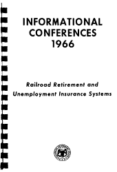 The Railroad Retirement and Unemployment Insurance Systems PDF