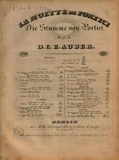 La muette de Portici: Die Stumme von Portici ; comp. u. arr. für d. Pianoforte, Volume 24