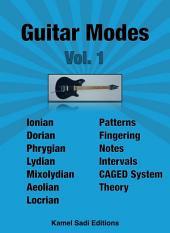 Guitar Modes Vol. 1