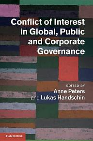 Conflict of Interest in Global  Public and Corporate Governance PDF