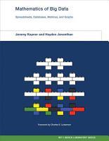 Mathematics of Big Data PDF