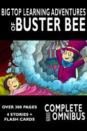 Complete Big Top Learning Adventures of Buster Bee: The Complete Series