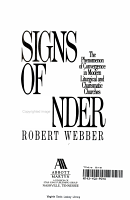Signs of Wonder PDF