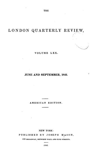 Download Quarterly Review Book