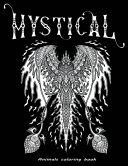 Mystical Animals Coloring Book