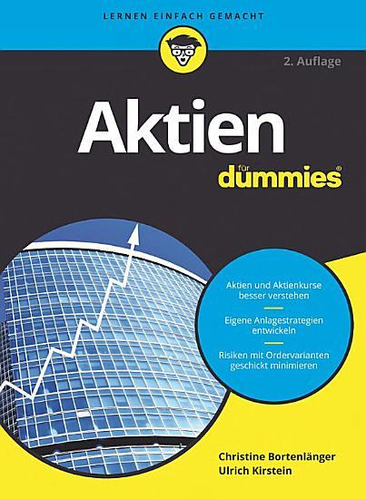 Aktien f  r Dummies PDF