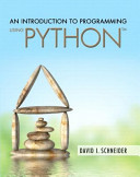 An Introduction to Programming Using Python PDF