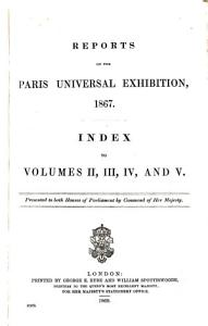 Reports  Index to volumes 2 3 4  and 5 PDF