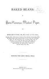 Baked Beans: A Serio-humorous Medical Paper