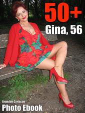 50+ Ladies as Secretary Erotic Photo Ebook 171 photos: Wonderful Mature Women in Nylons & sensual Lingerie: Gona, 56 years old in and outdoors