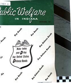 Public Welfare in Indiana PDF