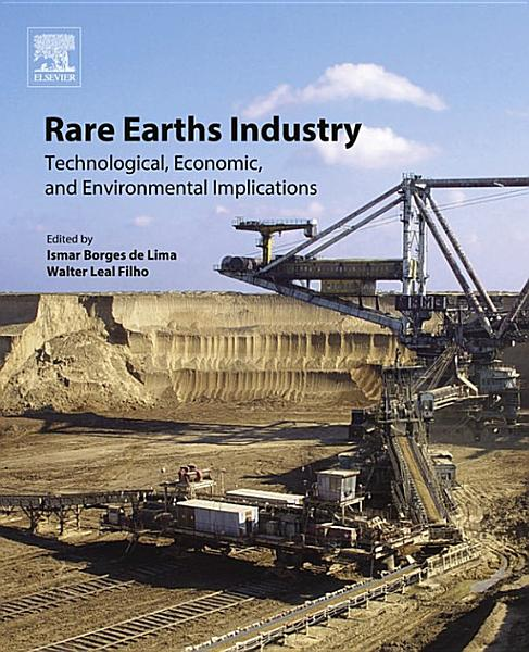 Rare Earths Industry PDF
