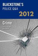 Crime 2012 PDF