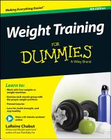 Weight Training For Dummies PDF