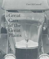 Great Cars of the Great Plains PDF