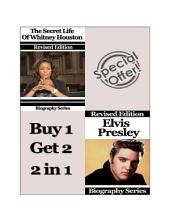 Celebrity Biographies - The Amazing Life Of Elvis Presley and Whitney Houston - Famous Stars