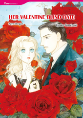 HER VALENTINE BLIND DATE: Harlequin Comics