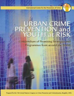 Urban Crime Prevention and Youth at Risk