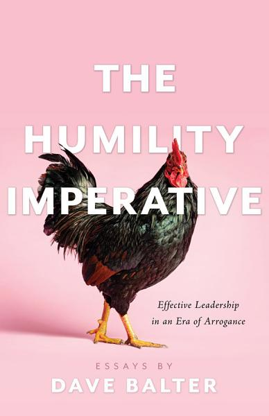 Download The Humility Imperative Book