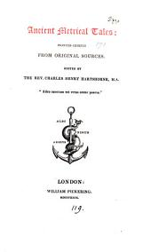 Ancient metrical tales, ed. by C. H. Hartshorne