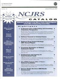 NCJRS catalog