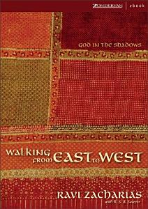 Walking from East to West Book