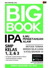 Big Book IPA SMP Kelas 1, 2, & 3
